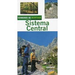 Sistema Central .Senderos de Montaña