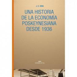 Historia de la economía poskeynesiana desde 1936