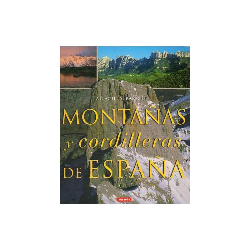 Montañas y cordilleras de España