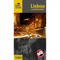 Lisboa y alrededores .