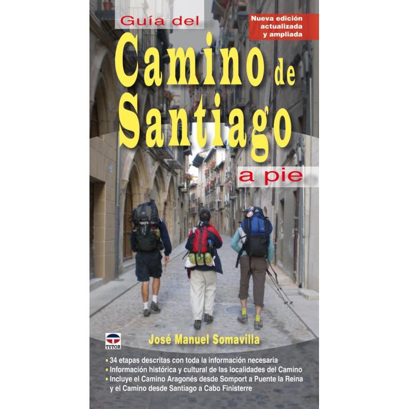 Guía del Camino de Santiago a pie
