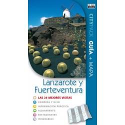 CITYPACK Lanzarote y Fuerteventura