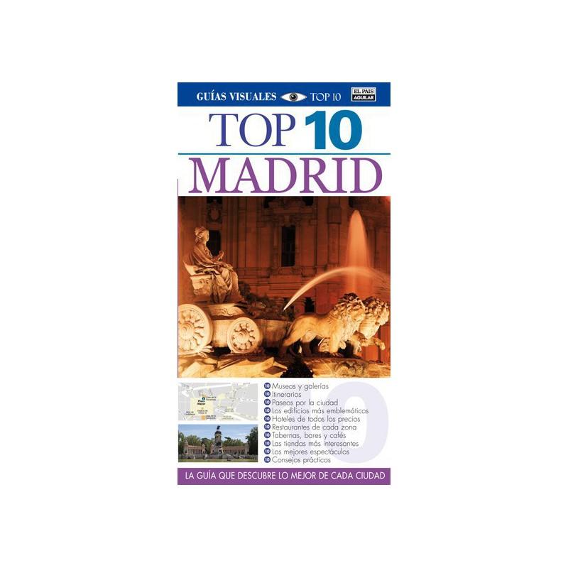 Madrid - Guías Visuales TOP 10