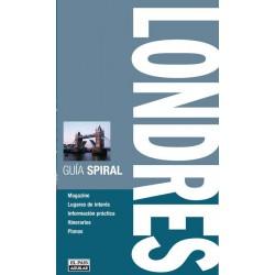 Guía spiral Londres
