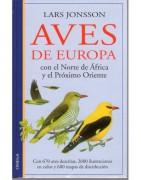 comprar guías de aves de Europa